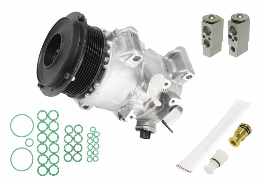 2004-2008 Acura TSX A/C Compressor Kit OEM 38810RBBA01