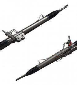 Remanufactured 2004-2014 Nissan Titan Steering Rack and Pinion Gear Box