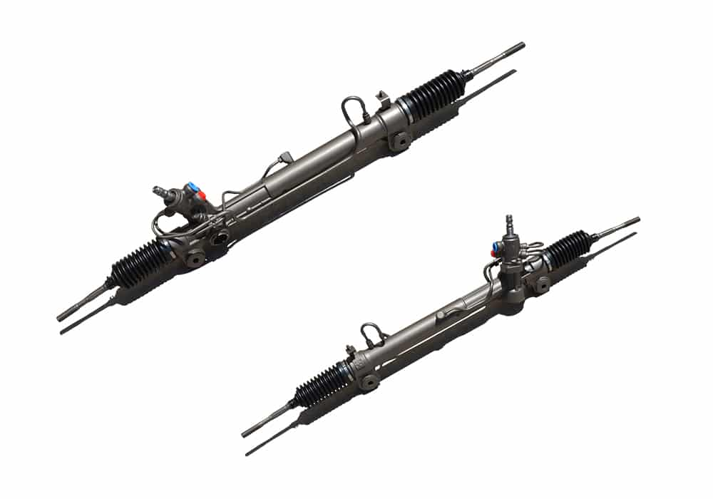 Image of Toyota Highlander Steering Rack