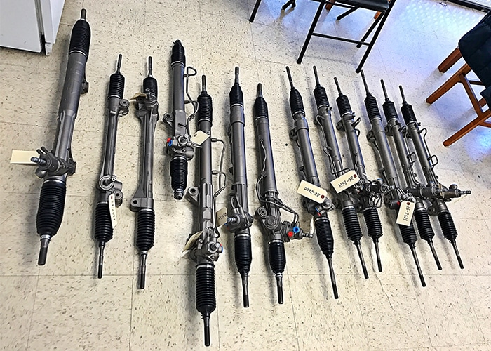 Image of Remanufactured Nissan Steering Racks