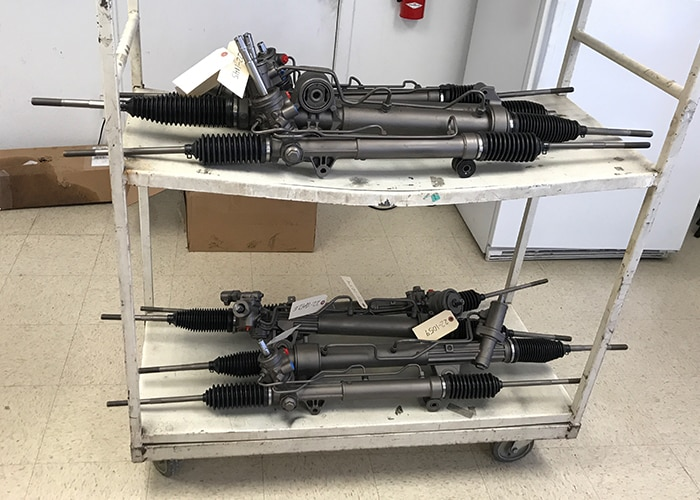 Image of Remanufactured Toyota Steering Racks